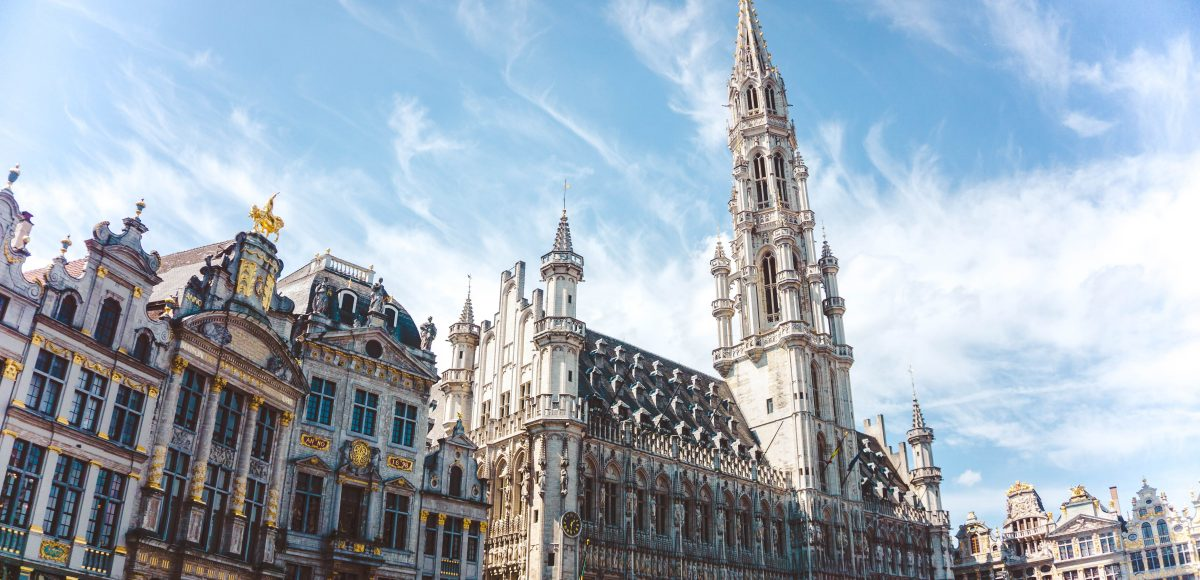 brussels,Photo by Yeo Khee on Unsplash